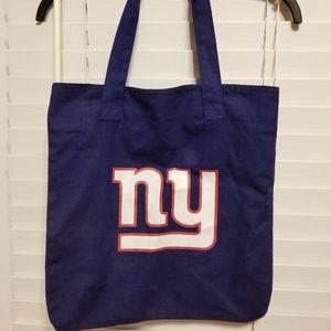 NY Giants bag